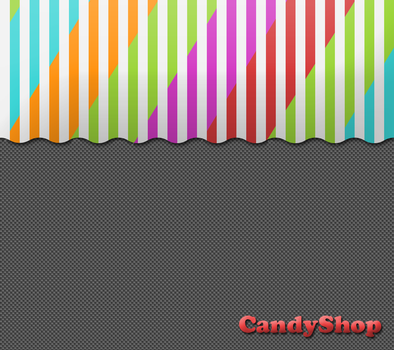 CandyShop Wallpaper Collection by Vazguard