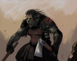 Just Orc by ShWaK