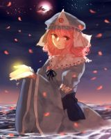 Touhou - Good night 2 by Rien9915