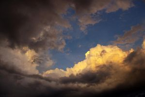 Clouds and Storm I by TokyoJuice