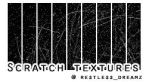 10 scratch textures by Keoni-chan