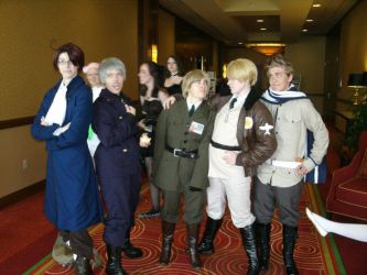 Group shot: Anime Iowa 2010 by Dark-Hisashai