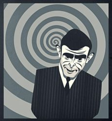 Rod Serling by garbages