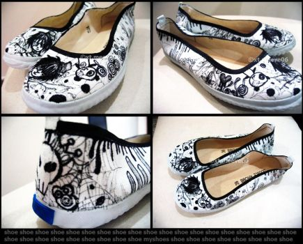 my shoes by hi54