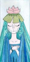 Waterlily Lady by noemimy