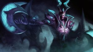 Corrupted Lord - Terrorblade set DOTA 2 by MagdaPROski