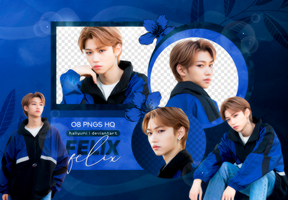 PNG PACK: Felix #2 by Hallyumi