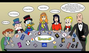 Toontown's Wealthiest by Lordwormm