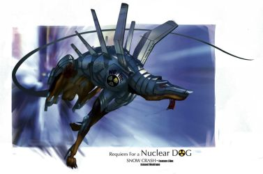 Requiem for a Nuclear Dog by IzzyMedrano