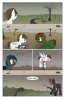 Fallout Equestria: Grounded page 80 (OUTDATED) by BruinsBrony216