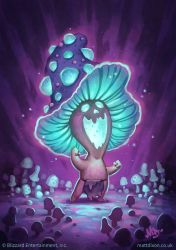 Shrieking Shroom by MattDixon