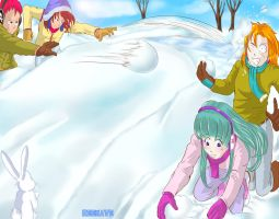 Merry Christmas by Reenave
