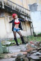 Shura Kirigakure - Ao no Exorcist III by MonicaWos