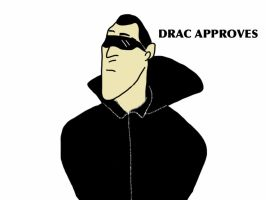 Drac Approves by Bambrixbam