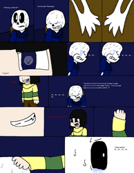 Evil Massacre Page 7 {Collab w/ Star} by cjc728