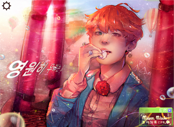 TAEHYUNG_YOUNG FOREVER DAY. by MaewenMitzuki