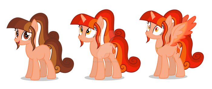 POSSIBLE TIMELINE by Starryflame
