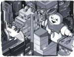 Stay Puft by B2DaRice