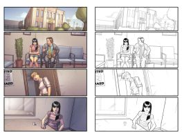 Morning glories 15 page 26 by alexsollazzo