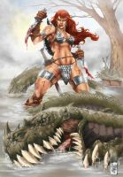 Red_Sonja_ by Control-X