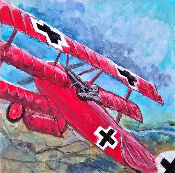 The Red Baron by AmandaFerguson070707