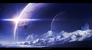 Alpha Centauri - Unknown Moons by FacundoDiaz