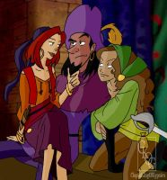 Clopin's Girls by ClopinKingOfGypsies