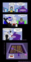 Shockwave takes time off by maltaras
