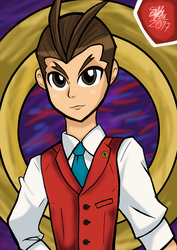 Apollo Justice - medibang by Seb-LK-585