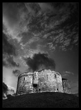 Castle of York by londondream