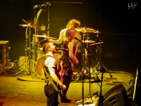 The Joy Formidable - The 2nd Law Tour Muse - 03 by eMyDeA