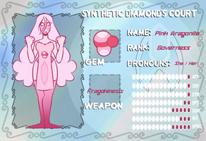 Pink Aragonite App by AriesLordOfRams