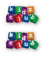 KIDS CLUB BLOCKS LOGO by nighthawk101stock