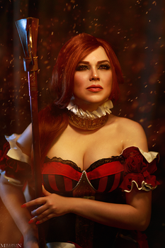 The Witcher - Sabrina by MilliganVick