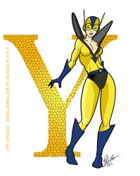 Y is for Yellow Jacket by Inspector97