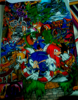 SONIC GENERATIONS by NeoDarkSonic