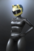 Celty, the headless rider by loldrui