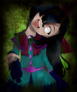 Girl Even the Scariest of Monsters Fear by Fantasygerard2000