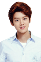 {PNG/Render #130} Luhan (EXO) by Larry1042k1