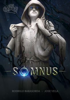 Somnus Cover by artofjosevega