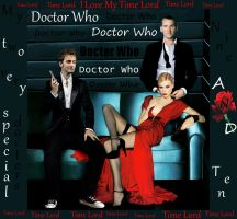 Doctor Who by VampObsessed