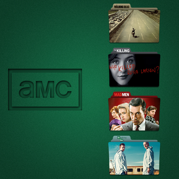 AMC Folder Icon Pack by Kliesen