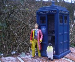 Dr. Who - Classic 2 by CyberDrone