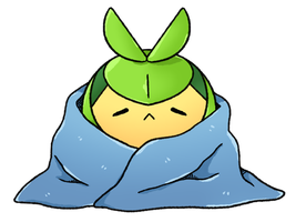 Swadloon Blanket by LexisSketches
