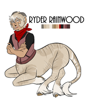Ryder Rainwood by SSSolitaire