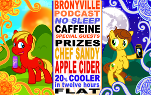 Bronyville Podcast Gift by PixelKitties