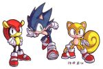 Original Team Sonic by songosai