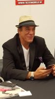 Robert Davi by EgonEagle