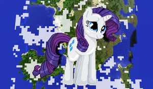 Rarity Minecraft by TheUnknown644