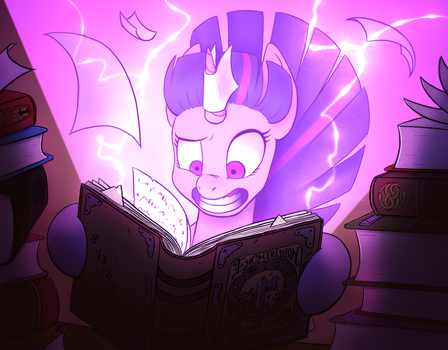 Wrong Book by Ikarooz